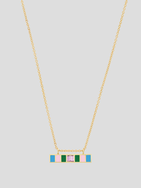 Loren Bar Necklace