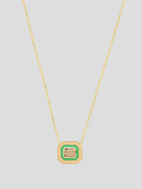 Turner Tourmaline Necklace
