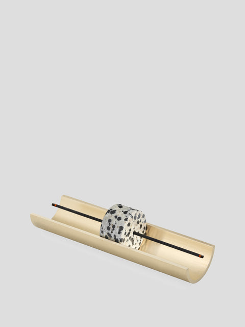 Circa Dalmation Incense Burner
