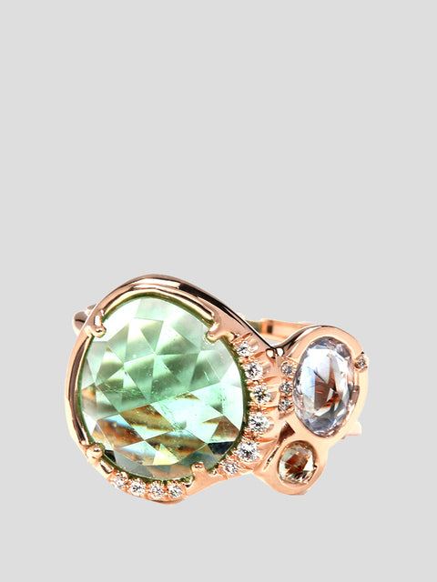 Mana Tourmaline Ring