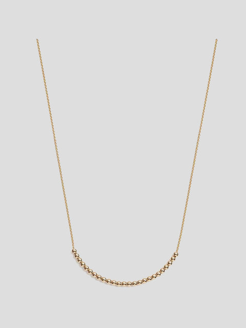 Maya 14k Yellow Gold Necklace