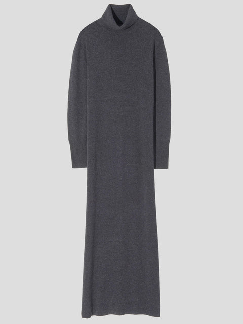 Cassandra Long Sleeve Turtleneck Dress