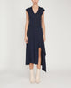 Patchwork Rib Maxi Dress,Rosetta Getty,- Fivestory New York