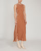 Viv Silk-Corduroy Midi Dress,Sies Marjan,- Fivestory New York