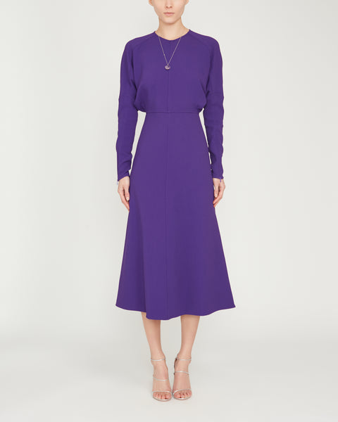 Dolman Midi Dress,Victoria Beckham,- Fivestory New York