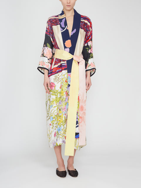 One Of A Kind Long Kimono,Rianna + Nina,- Fivestory New York