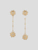 Double Petite Tsarina Earrings