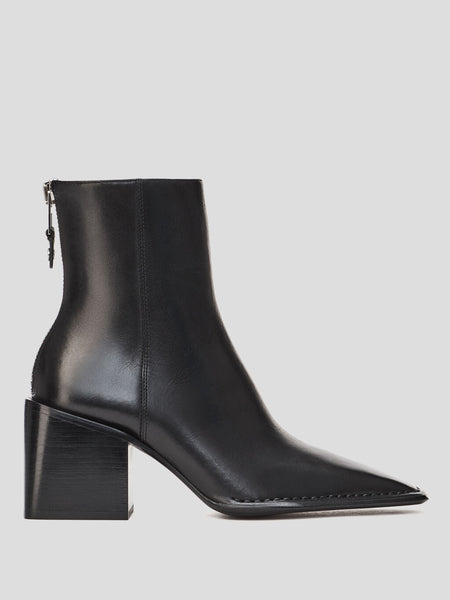 75mm Parker Ankle Boots