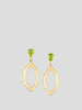 Pear Open Marquis Earrings,Sarah Hendler,- Fivestory New York