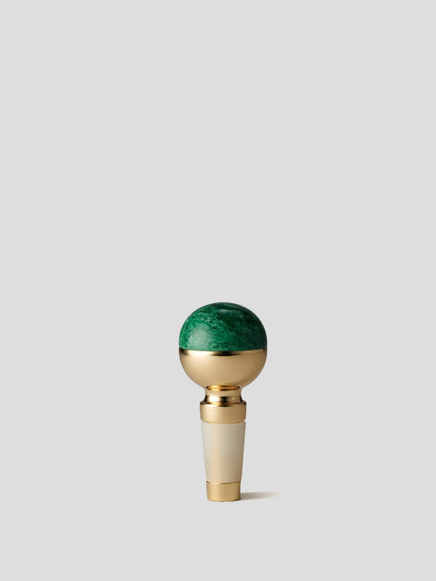 Sphere Stone Bottle Stopper