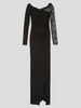 Tirana Long Sleeve Gown