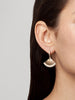 Zoe 14k Yellow Gold and Diamond Drop Earrings,Selin Kent,- Fivestory New York