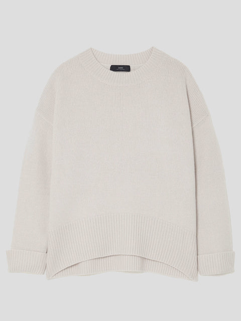 Knightsbirdge Grey Boxy Sweater