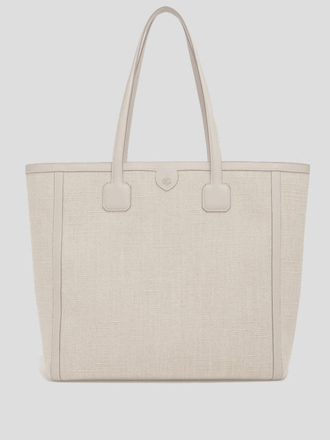 Antibes Linen Tote