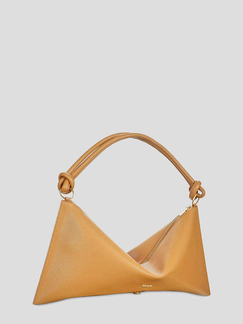 Hera Camel Shoulder Bag