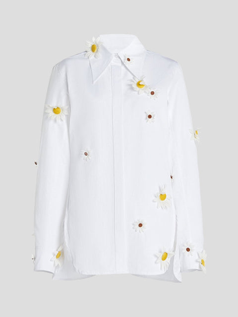Daisy Buttondown shirt