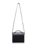 Lizard and Suede Gigi Handbag