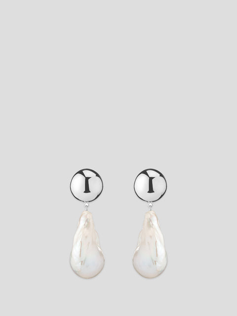 Pearl Francis Drop Earrings