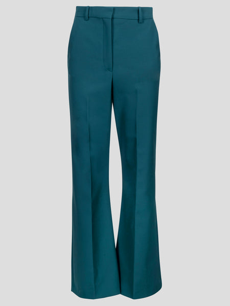 Tambi Wool Flared Trousers
