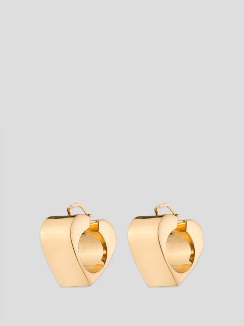 Vertex Gold Vermeil Earrings