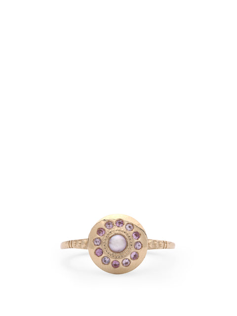 Royal Dynasty Venus UFO Ring