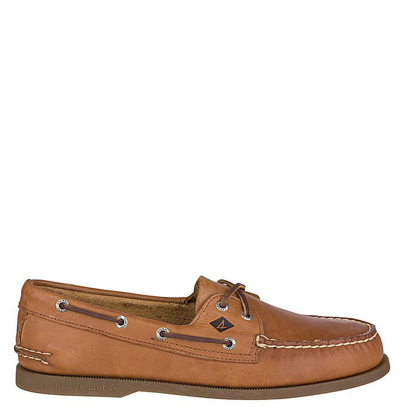 Sperry Men's A/O 2-Eye Boat Shoe - Sahara 0197640