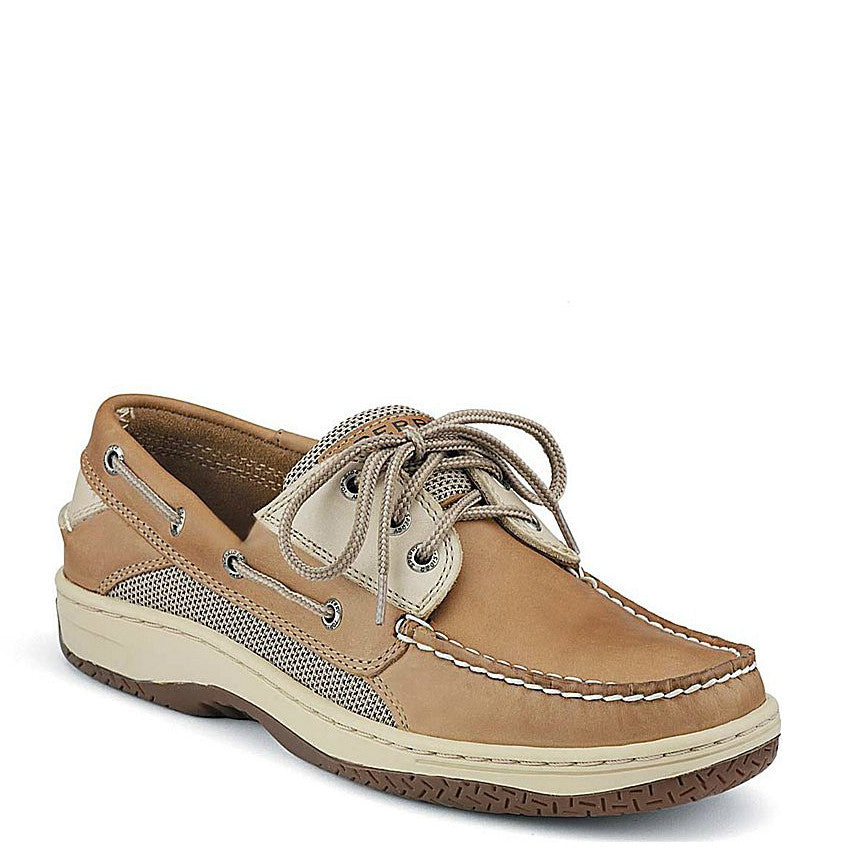 Sperry Men's Billfish 3-Eye Boat Shoe - Tan/Beige 0799023
