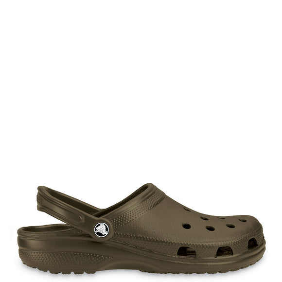 Crocs Classic Clog - Chocolate 10001-200 - ShoeShackOnline