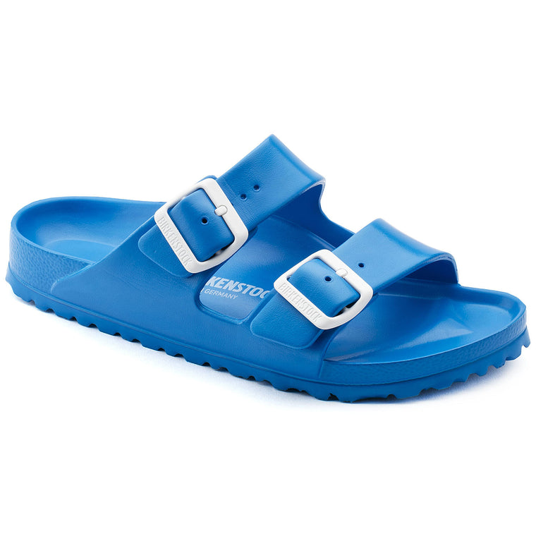 Birkenstock Women's Arizona EVA Sandal Scuba Blue - 1003505 - ShoeShackOnline
