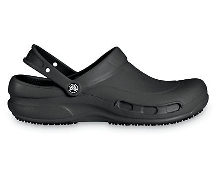 Crocs Bistro Work Clog - Black 10075-001 - ShoeShackOnline