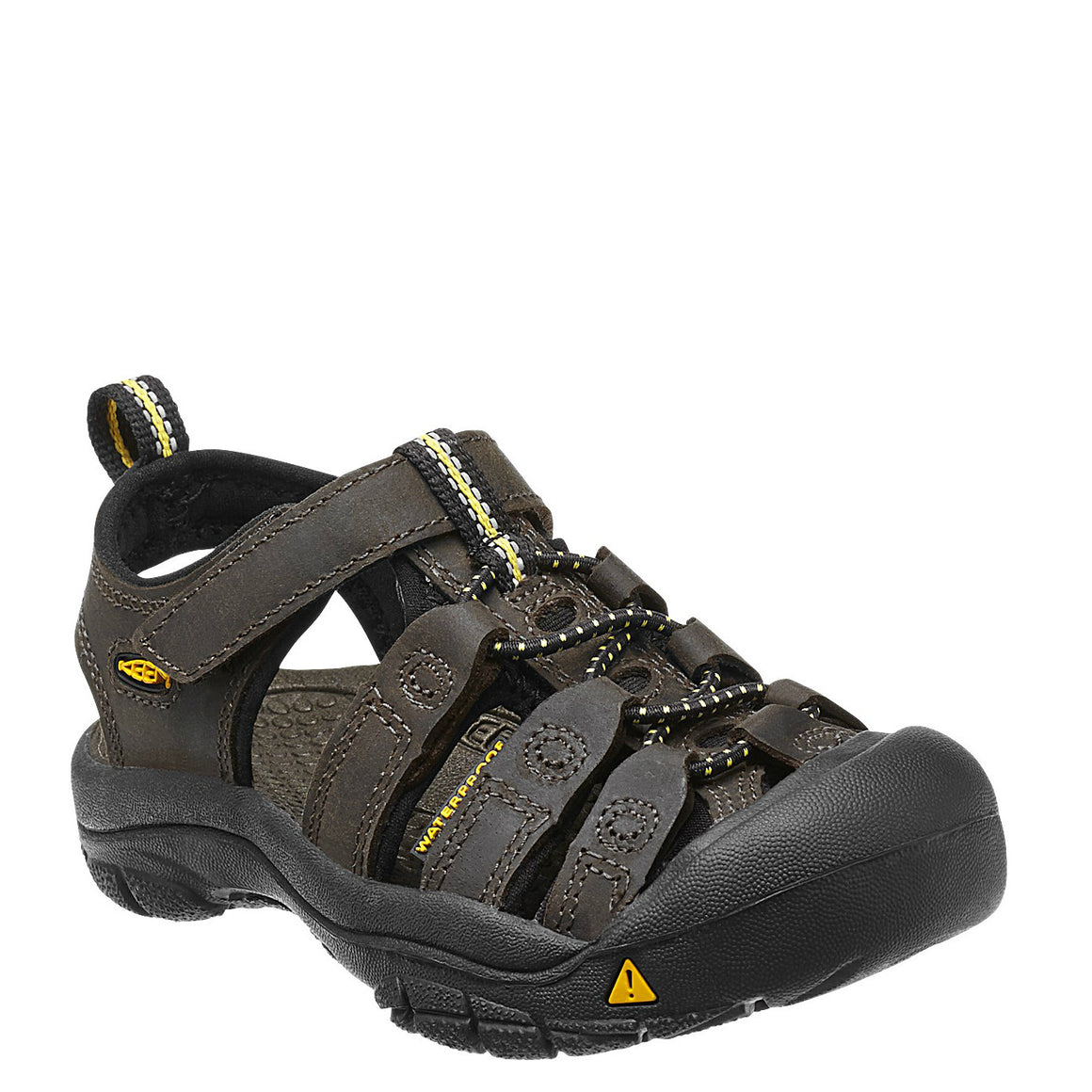 Keen Kid's Newport Premium - Dark Brown 1010005