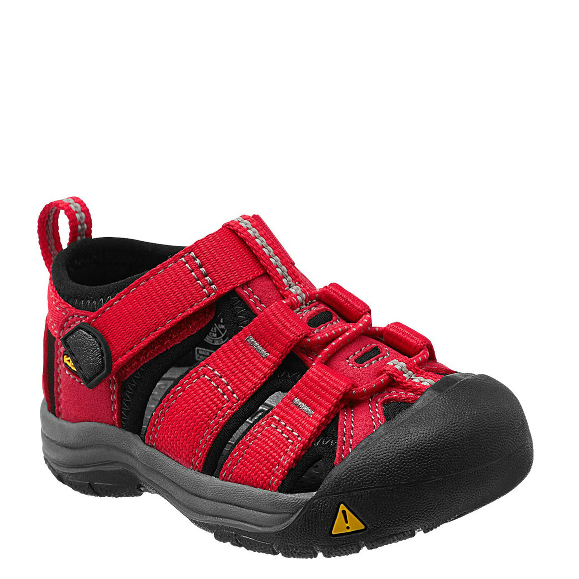 Keen Toddler's Newport H2 - Ribbon Red/Gargoyle 1012277