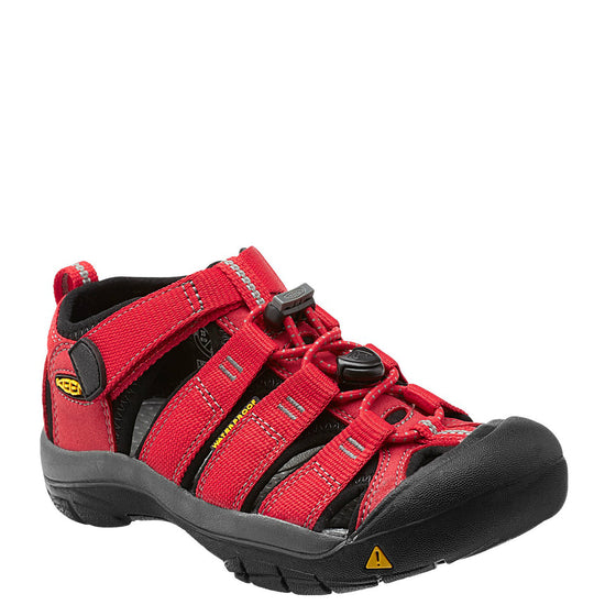 Keen Kid's Newport H2 - Ribbon Red/Gargoyle 1012300
