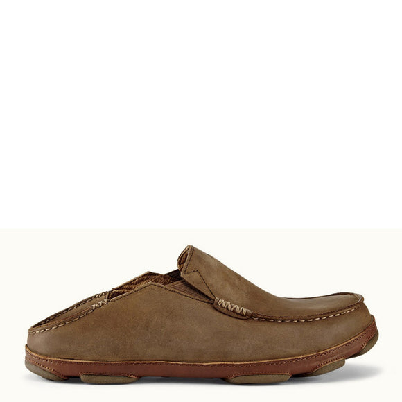 Olukai Men's Moloa Slip On - Ray/Toffee 10128-2733