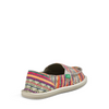Sanuk Women's Donna Tribal - Olive / Multi Tribal Stripe - 1012946 - ShoeShackOnline