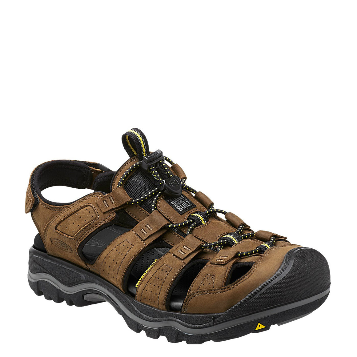 Keen Men's Rialto - Bison/Black 1014675 - ShoeShackOnline