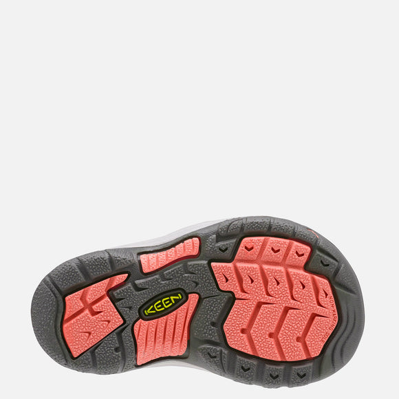 Keen Toddler's Newport H2 Sandal - Very Berry/Fusion Coral 1014736