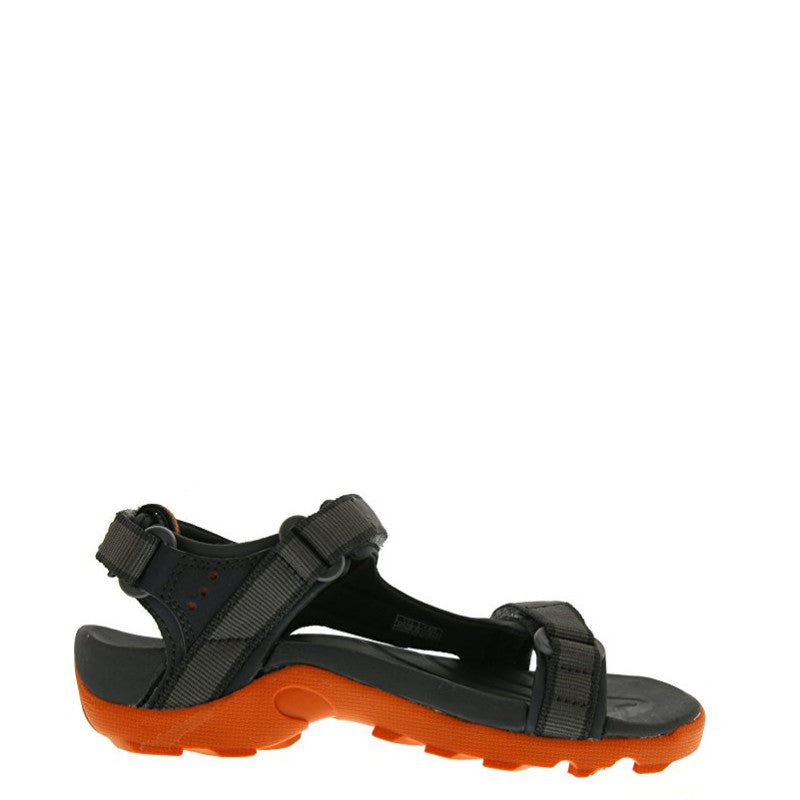 70a875487 Teva Kid s Tanza Sandal - Grey Orange 110218C - ShoeShackOnline