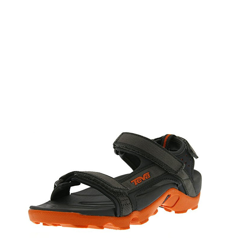 Teva Kid's Tanza Sandal - Grey/Orange 110218C