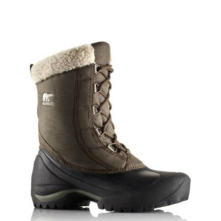 Sorel Women's Cumberland Boot - Dark Tundra 1129351-969 - ShoeShackOnline