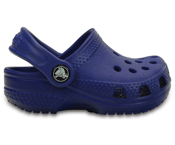 Crocs Littles Infant Clogs - Cerulean Blue 11441-4O5