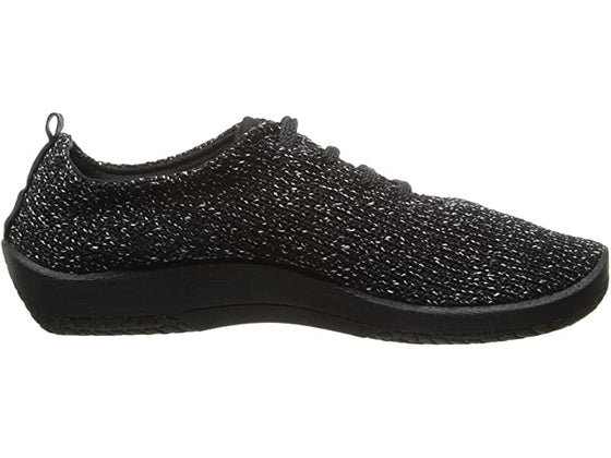 "Arcopedico Women's LS Knit ""Shocks"" Comfort Shoe 1151 Starry Black"