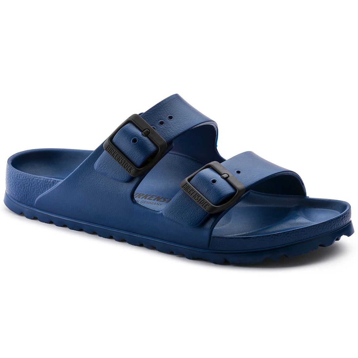 Birkenstock Women's Arizona EVA Sandal Navy - 129433 - ShoeShackOnline