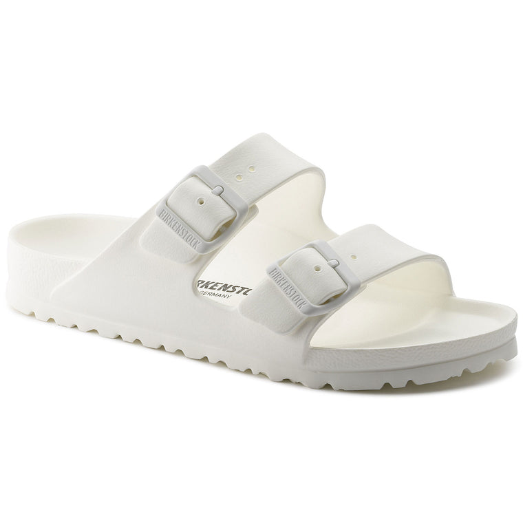 Birkenstock Women's Arizona EVA Sandal White - 129443 - ShoeShackOnline