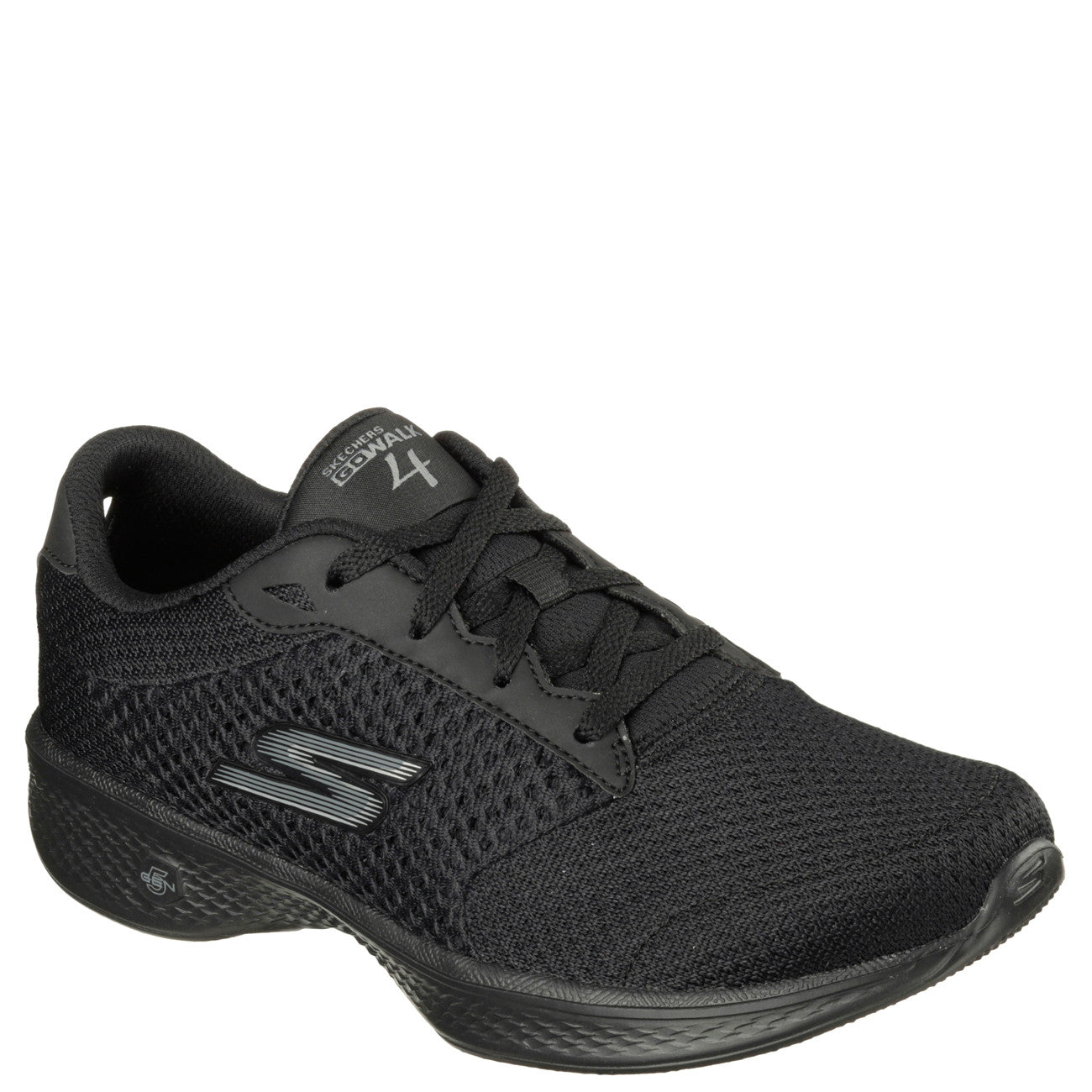 black skechers women
