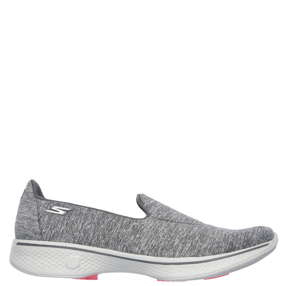Skechers Women's Go Walk 4 Achiever - Gray 14165
