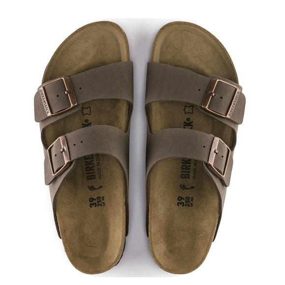 Birkenstock Arizona Sandal (Narrow) - Mocca 151183 - ShoeShackOnline
