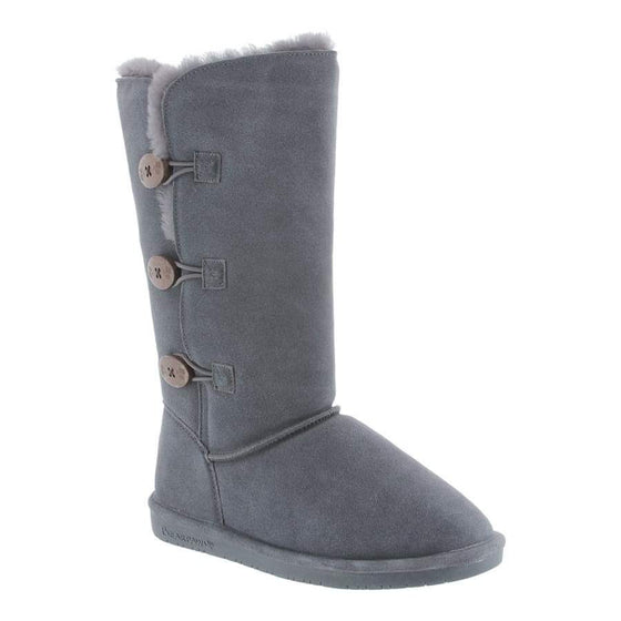 Bearpaw Women's Lauren - Charcoal 1656W - ShoeShackOnline
