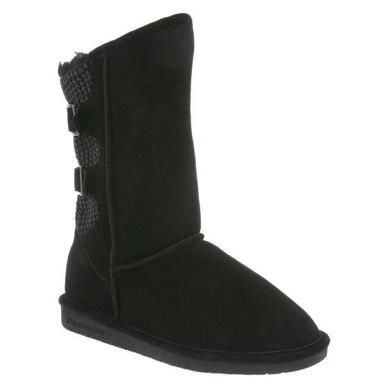 Bearpaw Women's Boshie Boot - Black 1669W - ShoeShackOnline