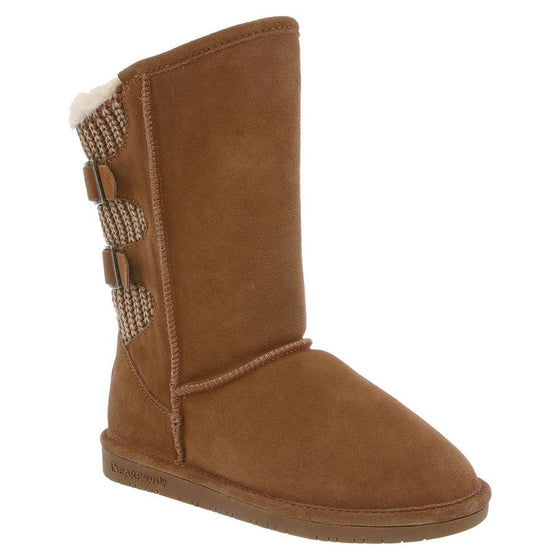 Bearpaw Women's Boshie Boot - Hickory 1669W - ShoeShackOnline